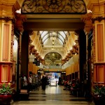 Melbourne Block Arcade