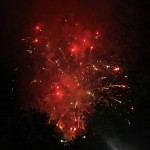 Melbourne Moomba Festival Feuerwerk 01