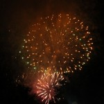 Melbourne Moomba Festival Feuerwerk 04