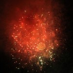 Melbourne Moomba Festival Feuerwerk 07