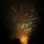 Melbourne Moomba Festival Feuerwerk 08