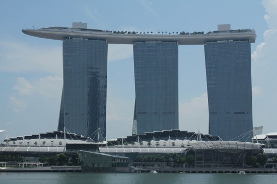 Singapur - Marina Bay Sands