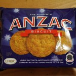 ANZAC Day 2012 Melbourne Australien - ANZAC Biscuits 01 - IMG_0638