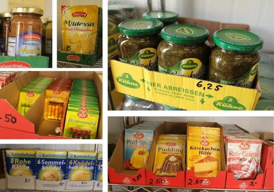 Deutsches Essen in Australien - Wurstman - sonstiges Angebot