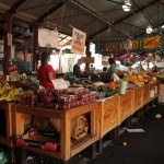 Melbourne Queen Victoria Market 02 - Fruit Section Obstmarkt