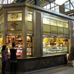 Melbourne Queen Victoria Market 03 - traditioneller Fleischbereich