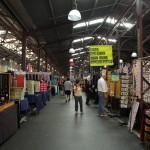 Melbourne Queen Victoria Market 04 - Heutiger Non-Food-Markt