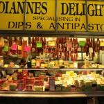 Melbourne Queen Victoria Market 10 - Wurstladen