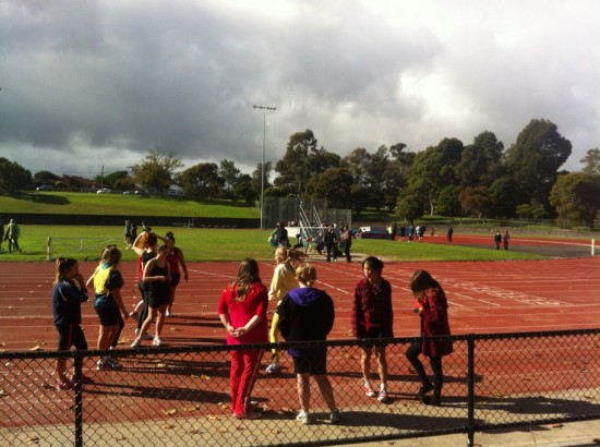 Elwood College House Athletics 2012