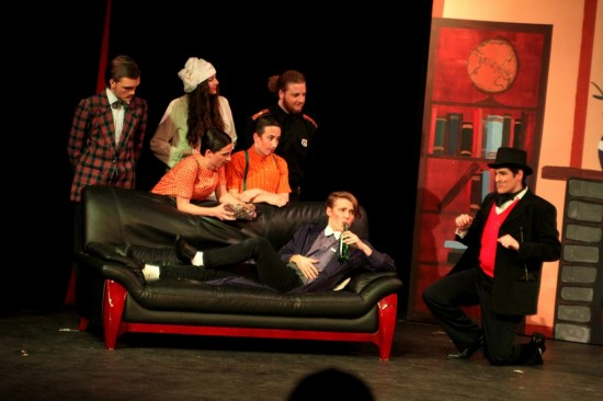 Elwood College Theater Performance - The Government Inspector - IMG_1675-2
