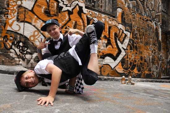 Little Munchkins Dance Crew - Ryan und Jaryd - IMG_0760-3