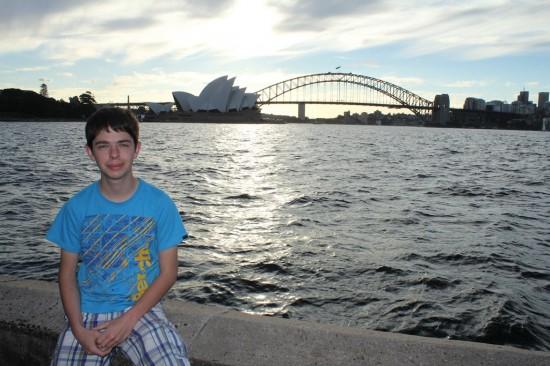 Sydney Camp 16 - Ich vor dem Opera House - IMG_1055