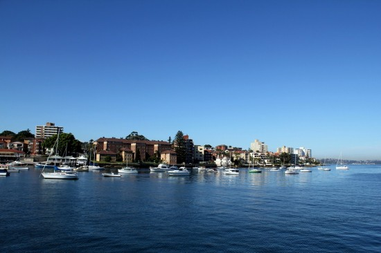 Sydney Camp 20 - Manly Cove - IMG_1100-2