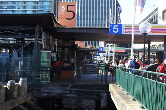 Sydney Camp 25 - Verkehrsmittel Fähre - IMG_1174-3