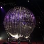Australien - Silvers Circus 12 - Globe of Death Einzel - IMG_2269