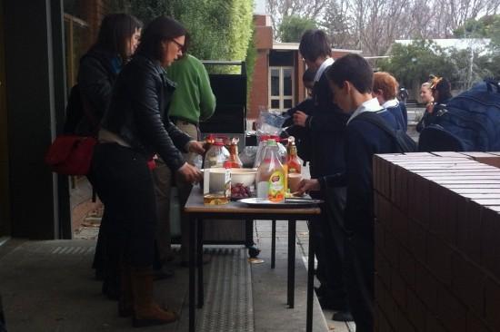 Elwood College Friday Free Breakfast - IMG_0541-2