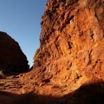 Outback 03 - Beeindruckende Felsenwände am Kings Canyon Rim Walk - IMG_5191