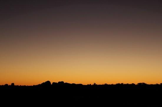 Outback - Kata Tjuta Olgas Sonnenuntergang - IMG_4653