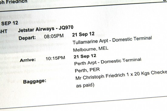 Flugticket Melbourne Perth - IMG_6212-3