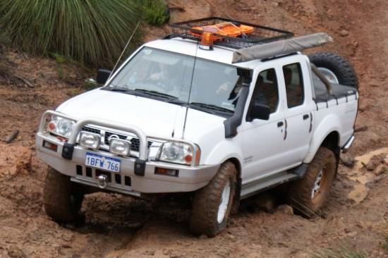 Joachims 4WD Nissan Navara - DSC05942-2