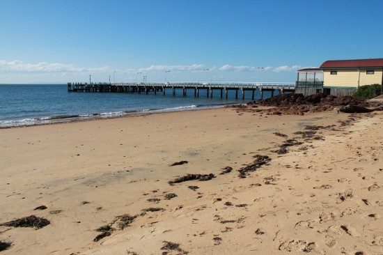 Phillip Island - Cowes Beach Jetty - IMG_5731