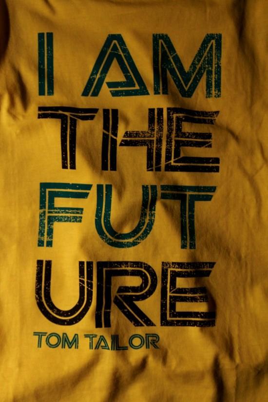 17. Geburtstag - T-Shirt I am the future - IMG_7325-2