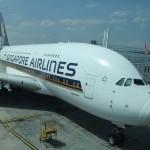 Rückflug Australien nach Deutschland - Singapore Airlines Airbus A380 - IMG_8204